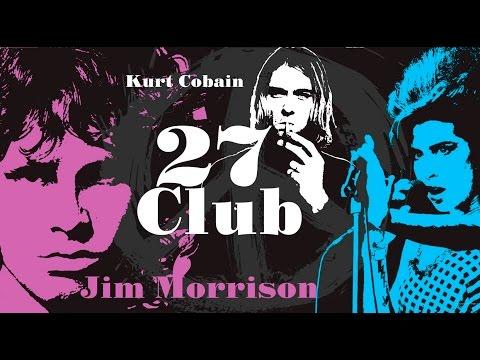 """Проклятие """"Клуба 27"""": загадочная смерть выдающихся музыкантов, умерших в 27 лет"""