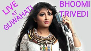 Gambar cover Bhoomi Trivedi Live concert | Bhoomi Trivedi Ram Chahe Leela Chahe Live concert at Guwahati |