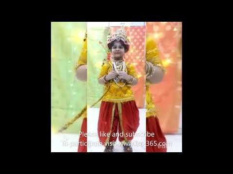 Lord Rama fancy dress by lil boy