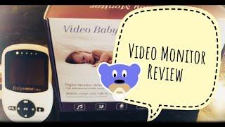 Video Baby Monitor Review/Babysense