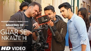 making of ghar se nikalte hi song amaal mallik feat armaan malik bhushan kumar angel