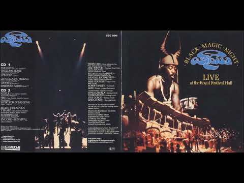 Osibisa - Black Magic Night Live at the Royal Festival Hall (1977)