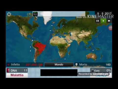 Plague Inc. : Brasile e  Australia si espandono parte 2/3 w/mattieree