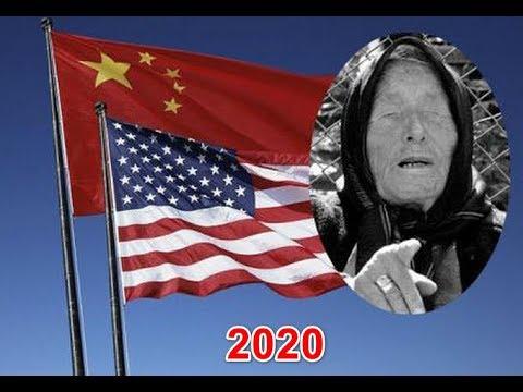 Nhà tiên tri Vanga dự báo về năm 2020 rùng người đáng sợ