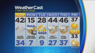 1/19 Evening Forecast