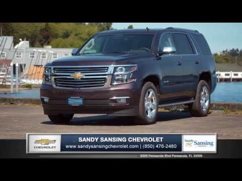 sandy sansing chevrolet 39 s 2015 chevy tahoe walk around youtube. Cars Review. Best American Auto & Cars Review