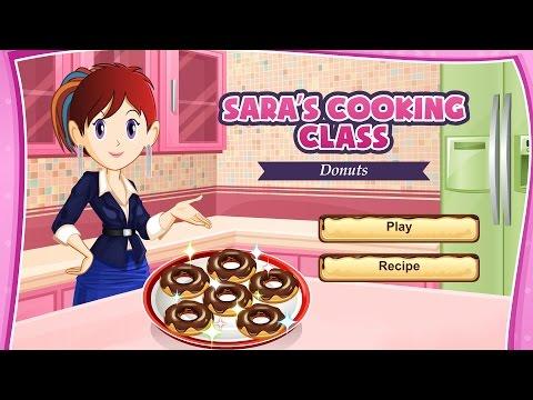 Кухня Сары: Пончики | Saras cooking class: Donuts - GF4Y.COM