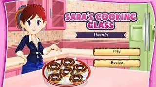 Кухня Сары: Пончики | Sara's cooking class: Donuts - GF4Y.COM