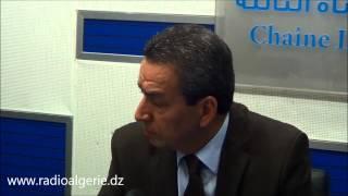 Invité de la rédaction chaine 3 :Mr Amara Benyounes Ministre du Commerce