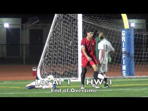 CIF High School Soccer: Los Alamitos vs. Harvard-Westlake