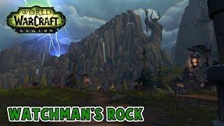 World of Warcraft- Legion, How to get to Watchman's Rock (Stormheim)