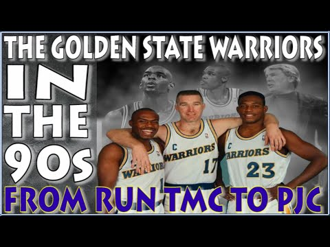 The Golden State Warriors In The 1990s - From Run TMC To PJ Carlesimo