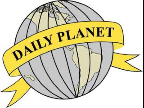 daily planet theme - youtube