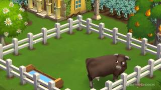 Pisana Cow - FarmVille 2