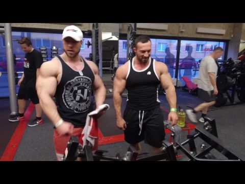 RISE - part 1 - arms with Milan Oboril 10 WO