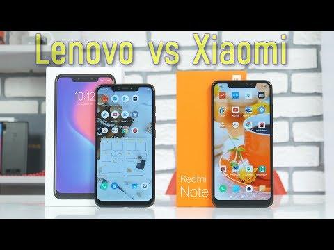 Что купить Lenovo S5 Pro или Xiaomi Redmi Note 6 Pro в 2019 году?