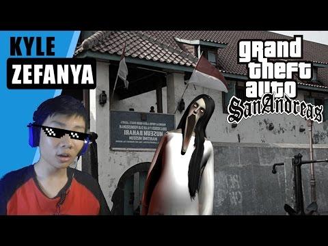 MUSEUM BERHANTU!!! – Grand Theft Auto Extreme Indonesia (DYOM#74)