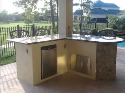 Outdoor Kitchens and Patio Covers - Houston Tx , Katy Tx, The ...