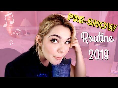 Pre-Show Routine | 2018!