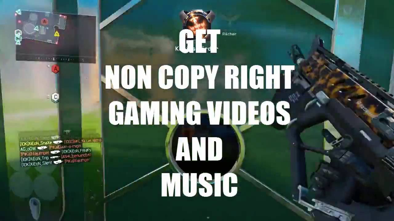 Free To Use Gaming Videos And Music Download
