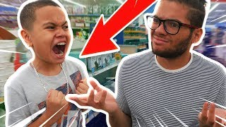 IGNORING MY LITTLE BROTHER FOR 24 HOURS! (HE RAGED!!) *PRANK!!!* thumbnail