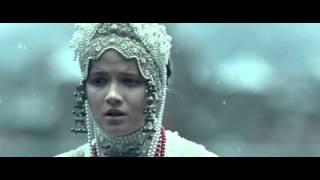 Он - дракон. Мирослава поёт ритуальную песню.