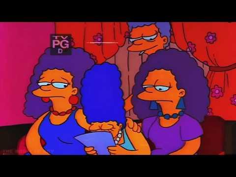 Jocelyn Flores / potsu - im closing my eyes x Simpsons Homer suicide