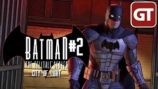 Telltale Batman: City of Light Let