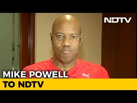 Difficult To Find Another Usain Bolt: Former World Champion Mike Powell