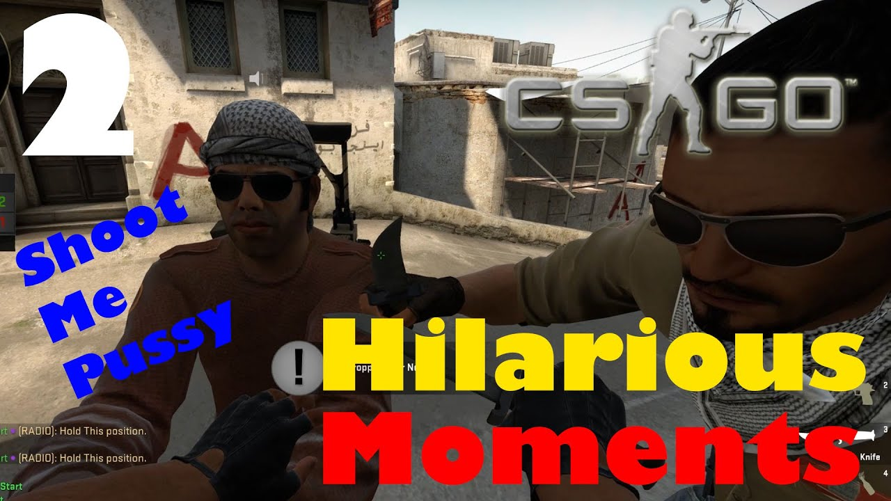 CS:GO - Hilarious Moments 2: Trolling, Kill Montage, and Funny Key Binds!
