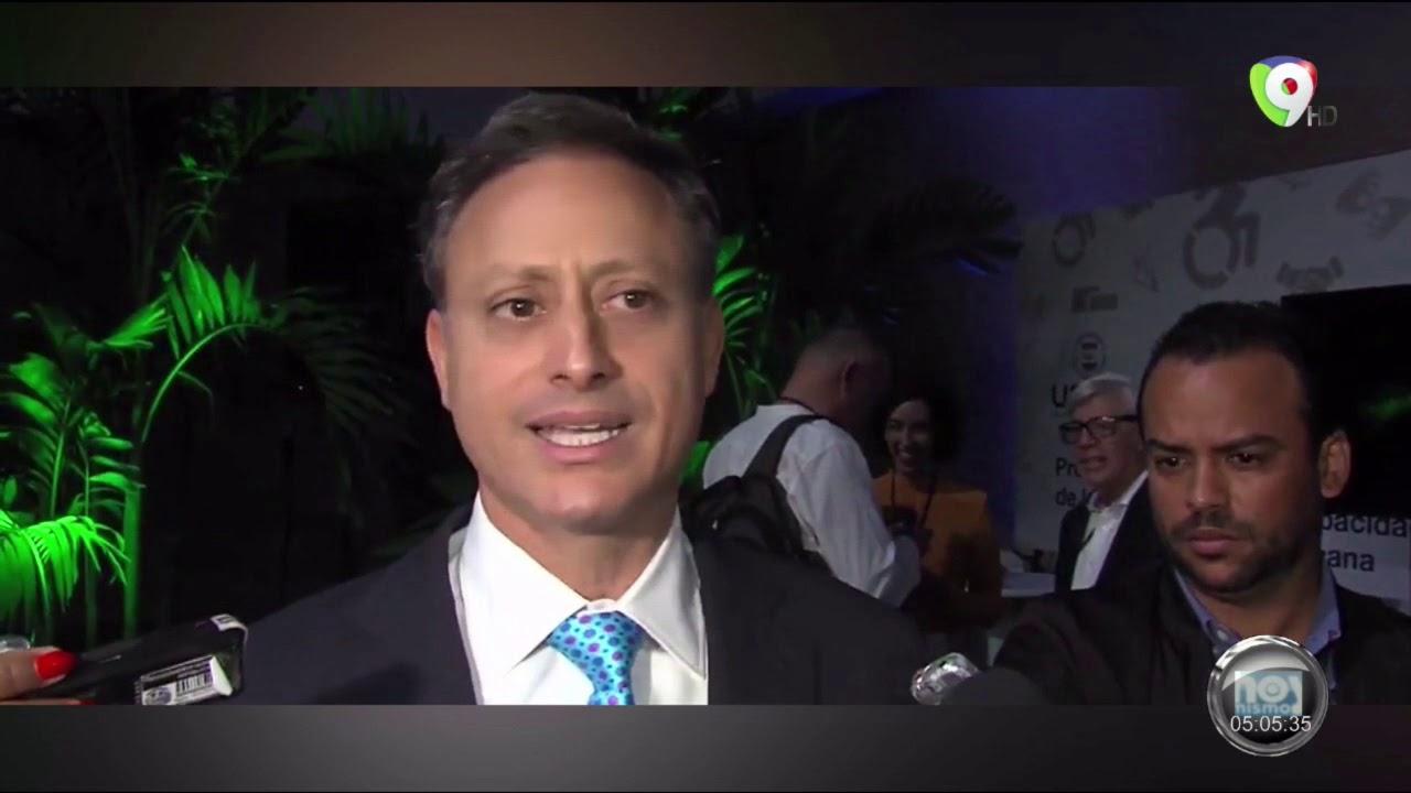 Edward Tavarez resume las principales noticias de Rep  Dominicana Hoy Mismo
