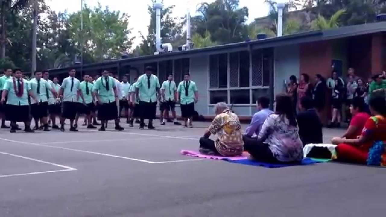 BUNDAMBA Mr Peach's farewell ceremony. - YouTube