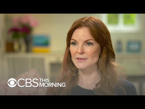 The Woody Show - Marcia Cross Speaks Candidly about Her Anal Cancer