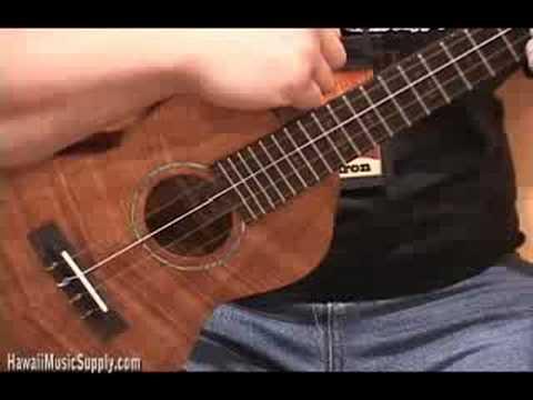 Ukulele Lessons - Right Hand Strumming Beginner - YouTube