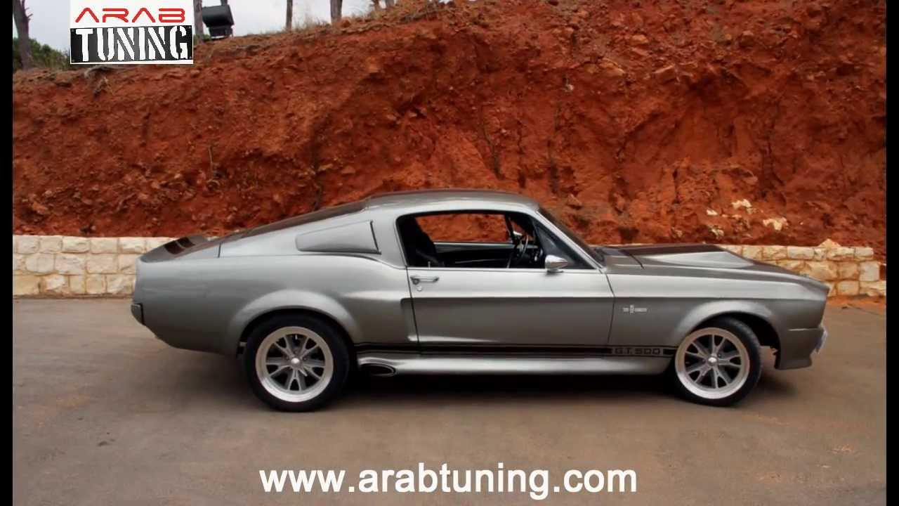 1967 ford mustang shelby gt500 eleanor youtube 1967 ford mustang shelby gt500 eleanor arab tuning magazine publicscrutiny Gallery