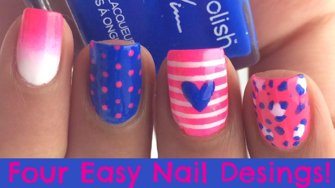 Nim c nail art
