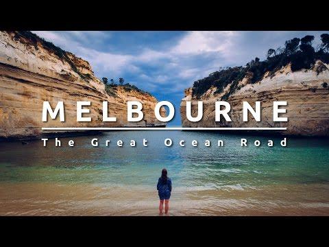 Melbourne Australia. Day Trip: The Great Ocean Road