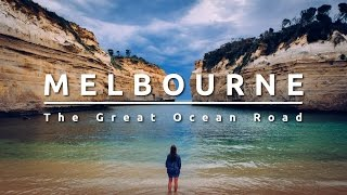 Melbourne Australia. Day Trip: The Great Ocean Road