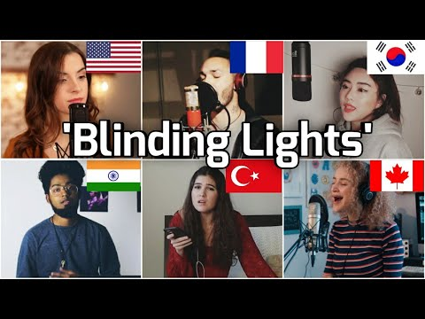 Who Sang It Better : Blinding Lights ( US, India, Canada, Korea, Turkey )