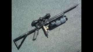 Repeat youtube video My homemade airguns