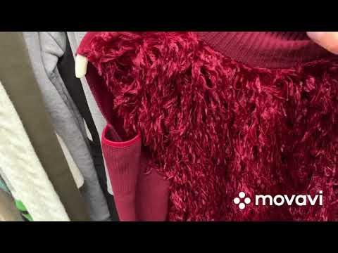 Рынок Садовод. Распродажа турецкой одежды