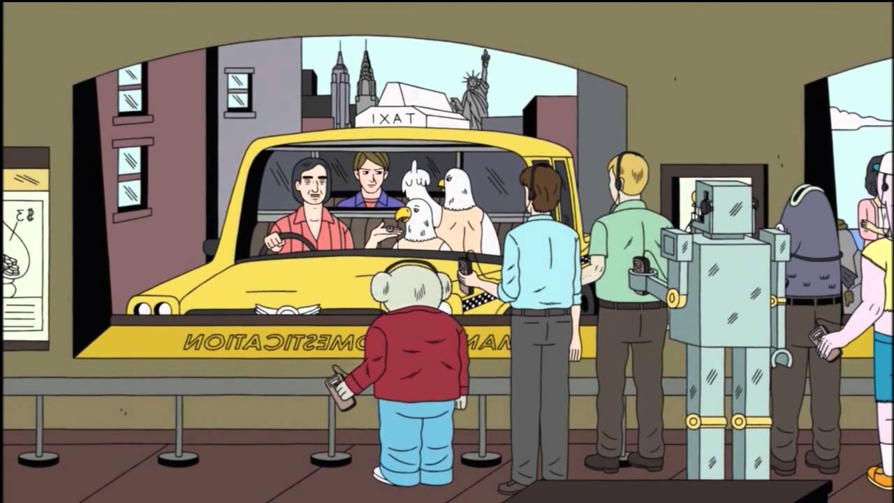 Ugly Americans Suck My Balls