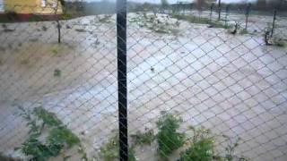 Sel baskını.Ş.Urfa Sancak 2011