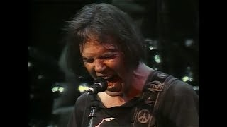 Neil Young & Crazy Horse - Cortez the Killer ( live 1991 ) HD