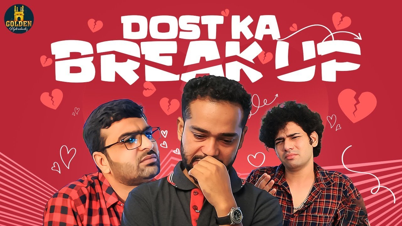 Dost Ka Breakup | Abdul Razzak | Hyderabadi Comedy | Latest Funny Videos | Golden Hyderabadiz