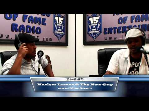 Harlem Lamar & The New Guy Debut Show On 15 Minutes of Fame Radio (Skits, Parody, Comedy & More!)