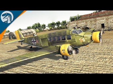 RECAPTURING GREEK AIRFIELD | GAW MOD | Men Of War: Assault Squad 2 [MOD] Gameplay