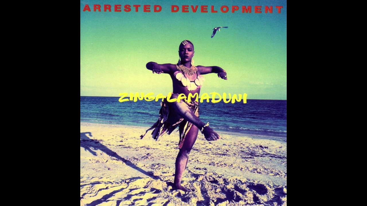Arrested Development – Mister Landlord - Zingalamaduni