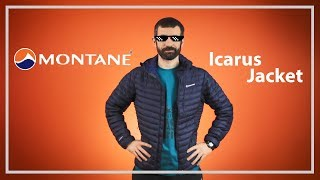 Обзор новой куртки Montane Icarus Jacket