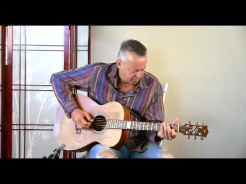 Tommy Emmanuel - Classical Gas - Guitar Lesson